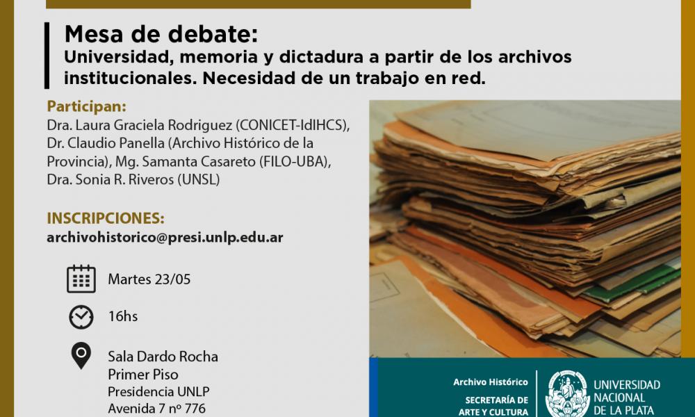 IIº Encuentro de Archivos Universitarios