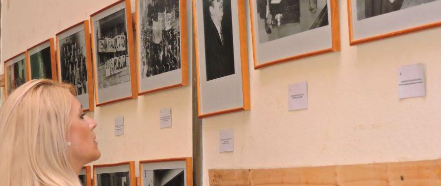 EXPOSICIÓN FOTOGRÁFICA ITINERANTE LLEGA A LA UNSL