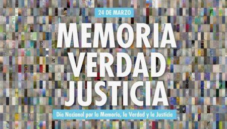 """Día de la Memoria: """"El presente dentro del pasado"""""""