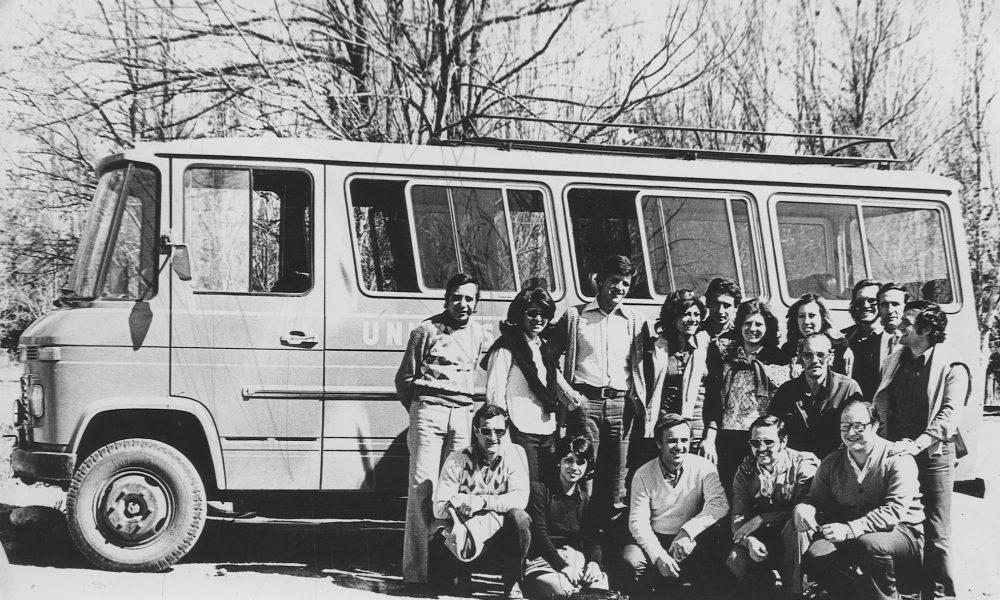 Memoria acontecida a 47 años de la creación de la UNSL