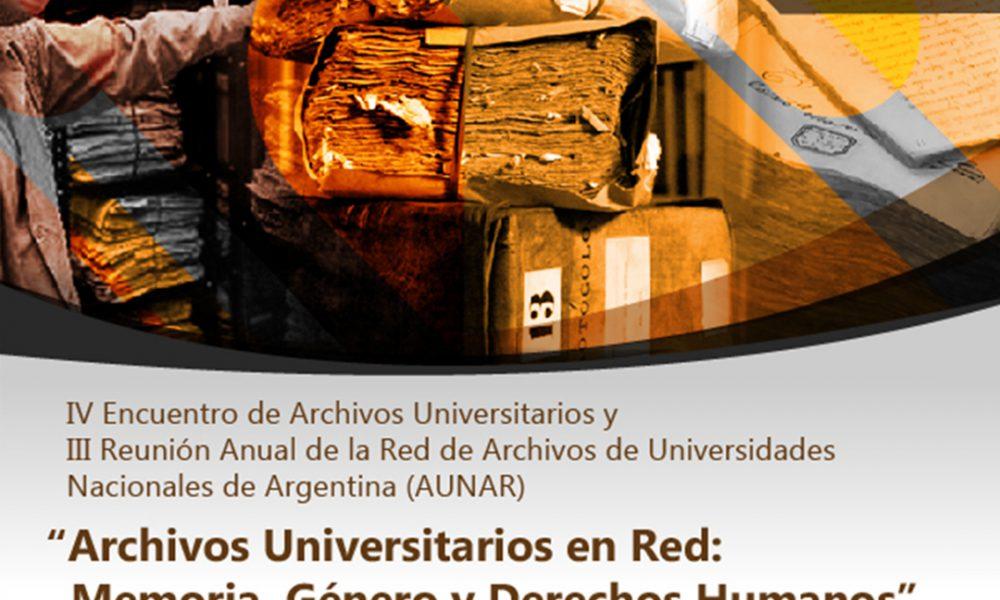 UN ENCUENTRO CON LOS ARCHIVOS EN RED LA MEMORIA, EL GÉNERO Y LOS DERECHOS HUMANOS